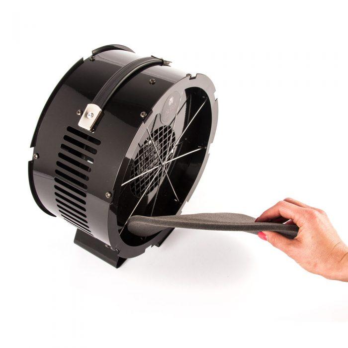 Aura Extractor Fan - main filter