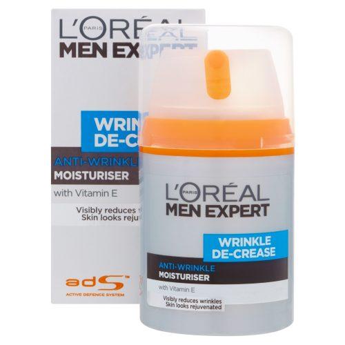 Men Expert Wrinkle De-Crease