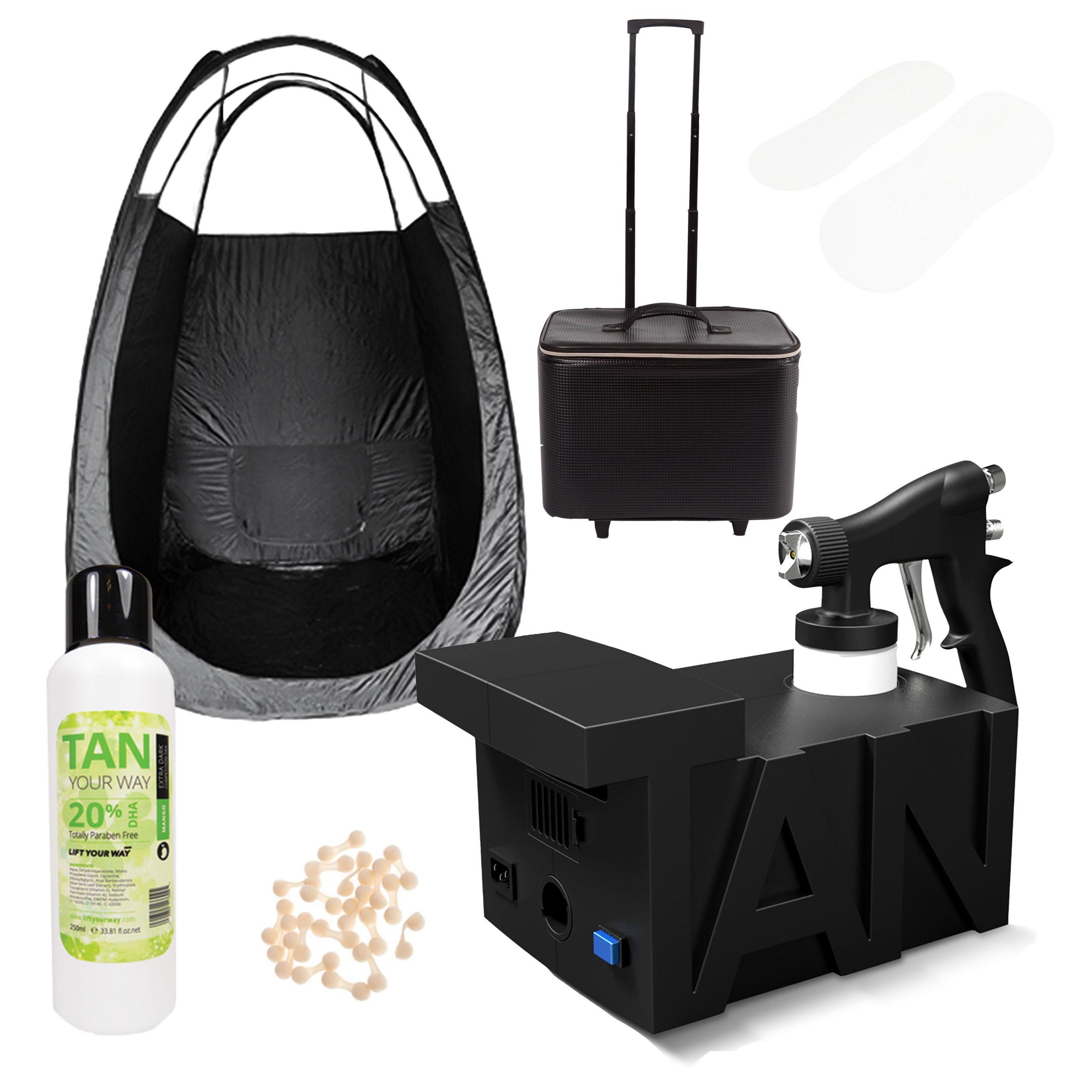 Spray tan starter kit
