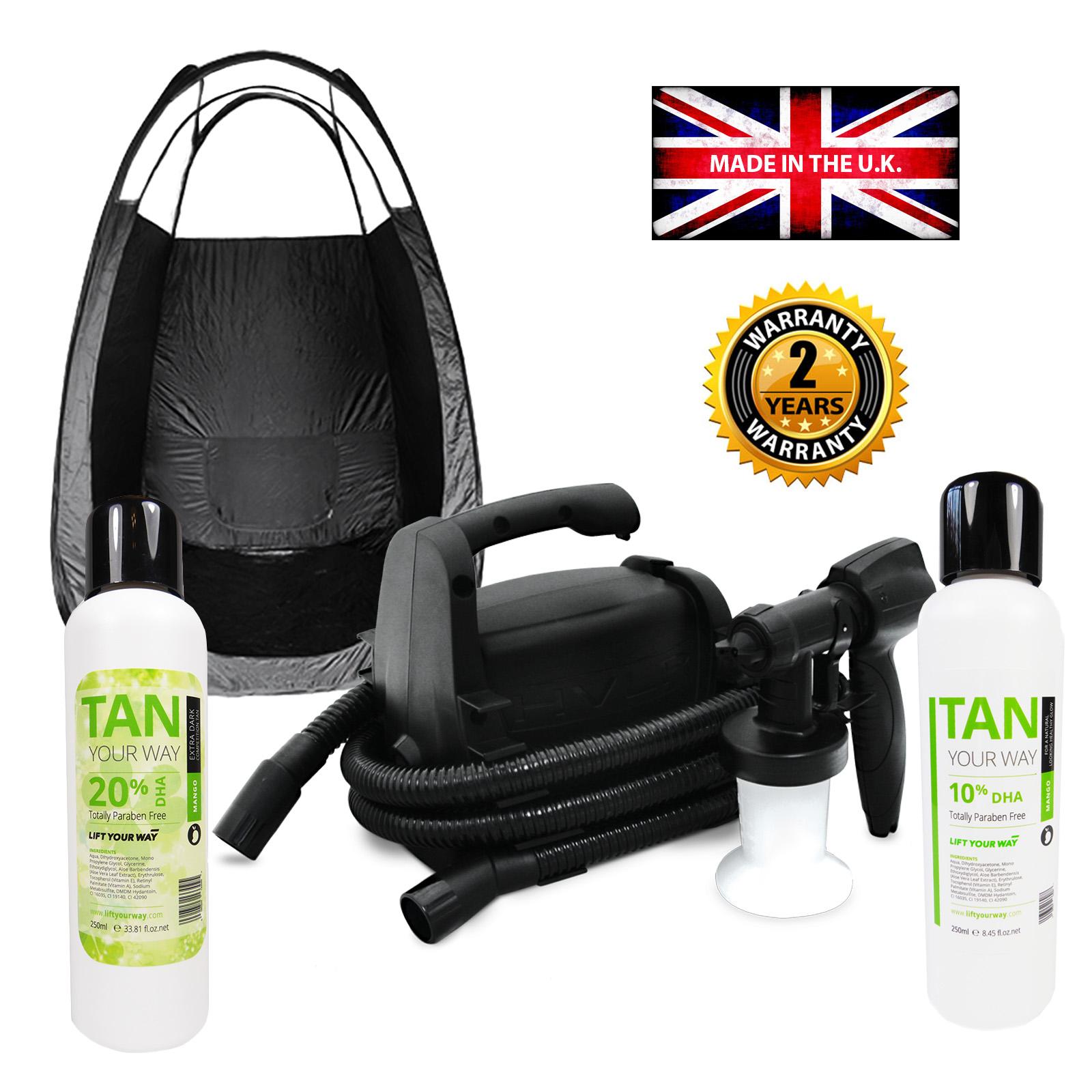 TS50 tanning kit